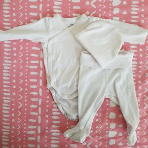 H&M organic cotton set